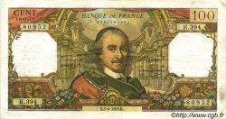 100 Francs CORNEILLE FRANCE  1969 F.65.26 TB+