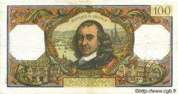 100 Francs CORNEILLE FRANCE  1969 F.65.26 TTB+