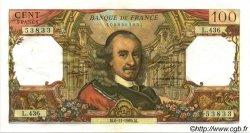 100 Francs CORNEILLE FRANCE  1969 F.65.28 pr.SUP