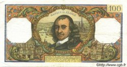 100 Francs CORNEILLE FRANCE  1970 F.65.29 TTB