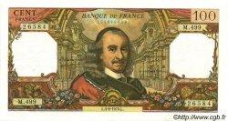 100 Francs CORNEILLE FRANCE  1970 F.65.32 SUP
