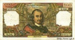 100 Francs CORNEILLE FRANCE  1971 F.65.35 B+