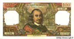 100 Francs CORNEILLE FRANCE  1971 F.65.37 TTB+