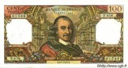 100 Francs CORNEILLE FRANCE  1972 F.65.38 TTB+