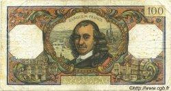 100 Francs CORNEILLE FRANCE  1972 F.65.38 pr.TB