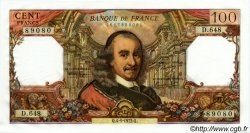 100 Francs CORNEILLE FRANCE  1972 F.65.39 pr.SPL