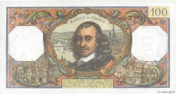 100 Francs CORNEILLE FRANCE  1972 F.65.40 SUP+ à SPL