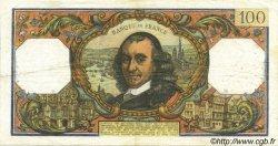 100 Francs CORNEILLE FRANCE  1973 F.65.43 TB+