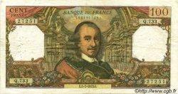 100 Francs CORNEILLE FRANCE  1973 F.65.43 pr.TB