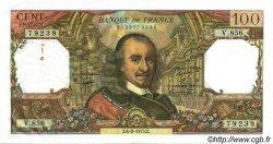 100 Francs CORNEILLE FRANCE  1975 F.65.48 SUP+