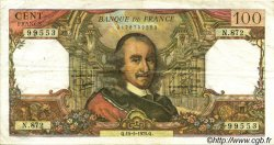 100 Francs CORNEILLE FRANCE  1975 F.65.49 TB+