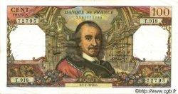100 Francs CORNEILLE FRANCE  1976 F.65.51 TTB