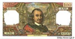 100 Francs CORNEILLE FRANCE  1976 F.65.52 SPL+