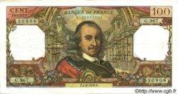 100 Francs CORNEILLE FRANCE  1976 F.65.53 TTB+