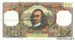 100 Francs CORNEILLE FRANCE  1976 F.65.55 TTB