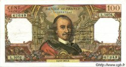 100 Francs CORNEILLE FRANCE  1977 F.65.58 TTB+