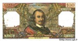 100 Francs CORNEILLE FRANCE  1977 F.65.60 TTB+