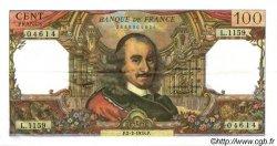 100 Francs CORNEILLE FRANCE  1978 F.65.61 SUP