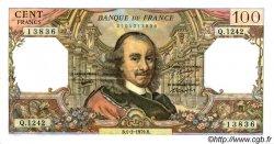 100 Francs CORNEILLE FRANCE  1979 F.65.65 SUP