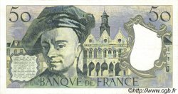 50 Francs QUENTIN DE LA TOUR FRANCE  1976 F.67.01 SUP