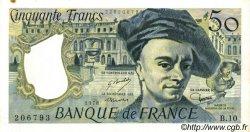 50 Francs QUENTIN DE LA TOUR FRANCE  1978 F.67.03 SUP