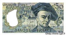 50 Francs QUENTIN DE LA TOUR FRANCE  1980 F.67.06 SPL+
