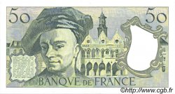 50 Francs QUENTIN DE LA TOUR FRANCE  1981 F.67.08 SPL+