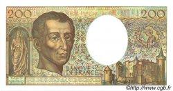 200 Francs MONTESQUIEU FRANCE  1990 F.70.10b NEUF