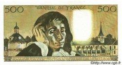 500 Francs PASCAL FRANCE  1968 F.71.02 SPL