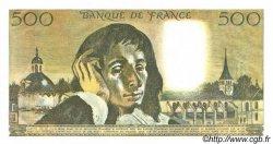 500 Francs PASCAL FRANCE  1977 F.71.17 NEUF