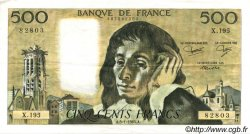 500 Francs PASCAL FRANCE  1984 F.71.30 pr.SUP