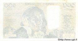 500 Francs PASCAL FRANCE  1991 F.71.48 SUP+
