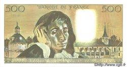 500 Francs PASCAL FRANCE  1992 F.71.50 NEUF