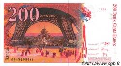 200 Francs EIFFEL FRANCE  1996 F.75.03b NEUF