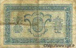 50 Centimes TRÉSORERIE AUX ARMÉES FRANCE  1917 VF.01.13 TB