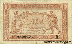 1 Franc TRÉSORERIE AUX ARMÉES FRANCE  1919 VF.04.05 TB+