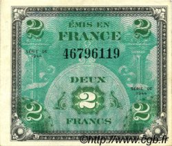 2 Francs DRAPEAU FRANCE  1944 VF.16.01 SUP