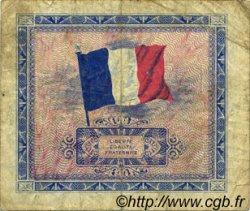 5 Francs DRAPEAU FRANCE  1944 VF.17.01 pr.TB