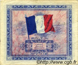5 Francs DRAPEAU FRANCE  1944 VF.17.01 TTB