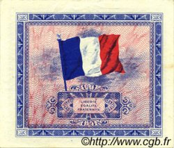 5 Francs DRAPEAU FRANCE  1944 VF.17.01 SPL