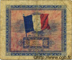 10 Francs DRAPEAU FRANCE  1944 VF.18.01 B à TB