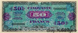 50 Francs DRAPEAU FRANCE  1944 VF.19.03 NEUF