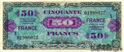 50 Francs FRANCE FRANCE  1945 VF.24.04 SUP