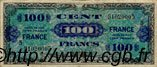 100 Francs FRANCE FRANCE  1945 VF.25.05 TB
