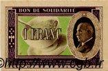 1 Franc FRANCE régionalisme et divers  1941 KL.02A1 SPL+