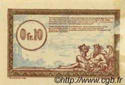 10 Centimes FRANCE régionalisme et divers  1956 JP.02 SUP