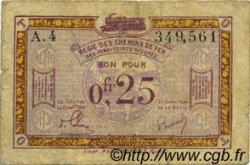 25 Centimes FRANCE régionalisme et divers  1956 JP.03 pr.TB