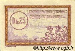 25 Centimes FRANCE régionalisme et divers  1956 JP.03 SPL