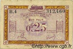 25 Centimes FRANCE régionalisme et divers  1956 JP.03 TTB