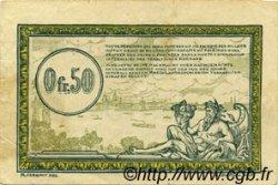 50 Centimes FRANCE régionalisme et divers  1923 JP.135.04 TTB+